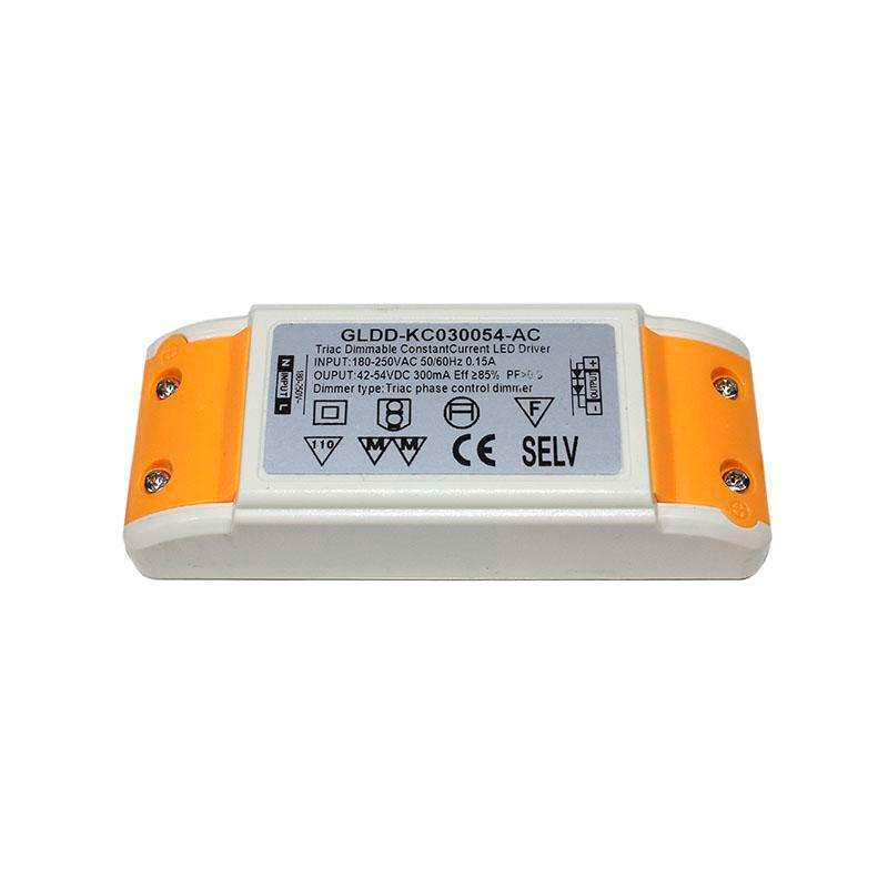 LED Driver DC42-54V/16W/300mA Regulable, Regulable